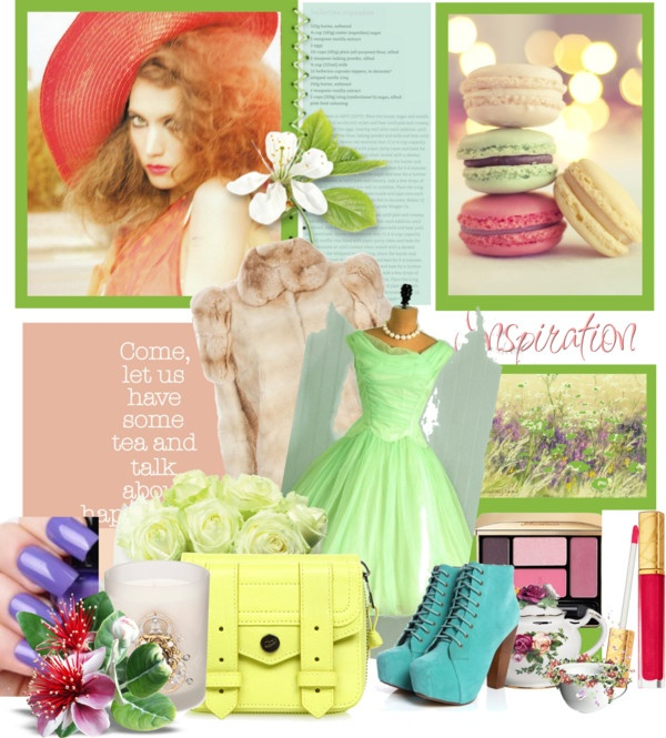 """Pastels"" by artofimage on Polyvore"