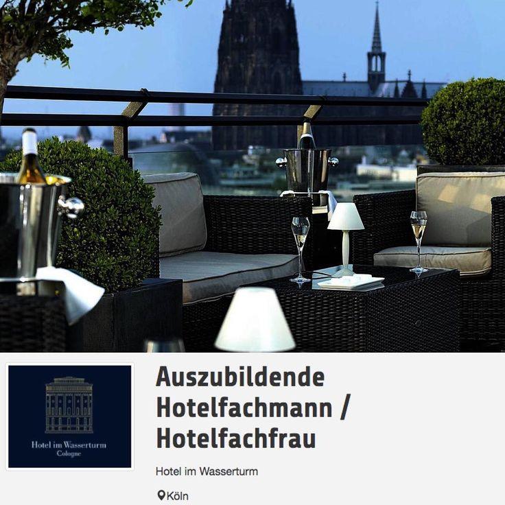 Drei abwechslungsreiche, interessante Ausbildungsjahre warten auf Sie im Hotel im Wasserturm, 5 Sterne Superior Hotel im Herzen Kölns!  #starcookers #team #spaß #Job #recruitment #jobs #neuerjob #jobsearch #newjob #jobsuche #jobsderwoche #joboftheweek #Verantwortung #hotel #azubi #ausbildung #köln