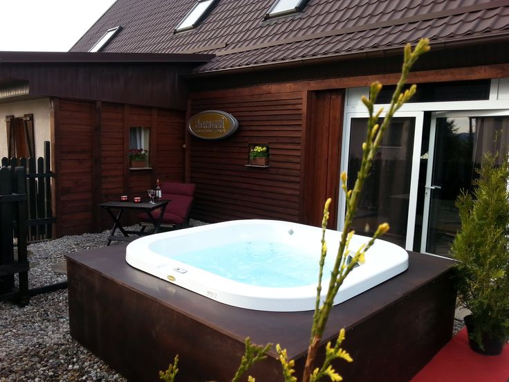1000+ images about Spas Jacuzzi® en extérieur on Pinterest