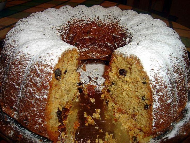 Υγιεινό και νόστιμο κέικ με ελαιόλαδο και μήλο και φρόστινγκ από μέλι από τον Άκη Πετρετζίκη
