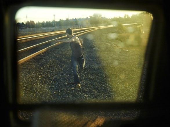 Running © Tabitha Soren