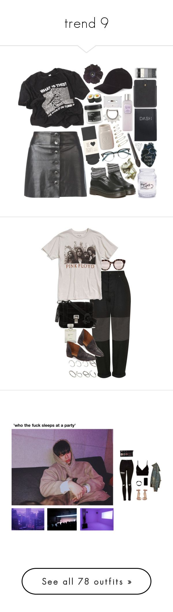 """""""trend 9"""" by lilyprints ❤ liked on Polyvore featuring Chanel, WithChic, Ace, Oasis, Surratt, Davines, Mead, Laura Mercier, Alexander McQueen and WALL"""