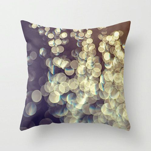 SALE Pillow Cover  Abstract Photo Home Decor  Black by DreamyPhoto, $32.00