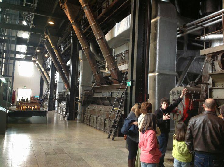 Amo o que é nosso....o que é Português.: Museu da Eletricidade   Visita Grátis