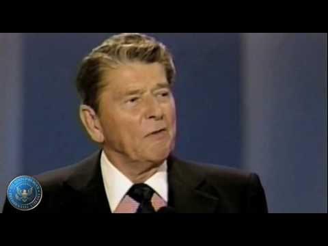 Ronald Reagan - Governor, You're No Thomas Jefferson
