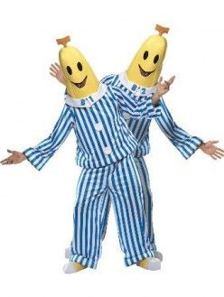 Bananas in Pajamas *Starts with B*