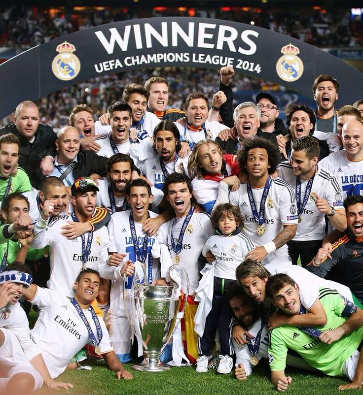 Real Madrid Champions League 2013/14