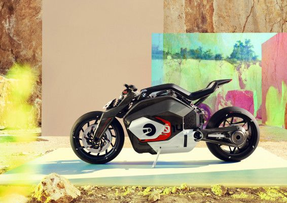 Here Is Bmw S New Electric Motorcycle Concept Concept