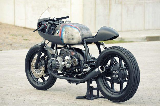 Werk Of Art: WalzWerk's BMW R80 cafe racer   Bike EXIF
