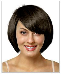 The Right Hairstyle for Your Oval Face Shape (TheHairStyler.com) (right medium hairstyle)