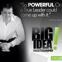 What exactly is Big Idea Mastermind?