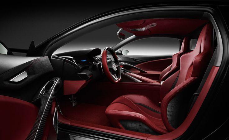 2013 Acura   Future Vehicles - NSX   Acura.com