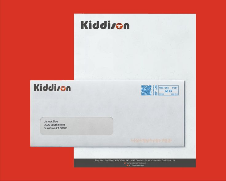 Kiddison Letterhead designed by Printpedia.co.uk . Get in touch with us Letterheads for Your Business. Call: 020 800 46 800 #letterheads #design #letterheadsdesign #letterheadsstationery #graphicdesign