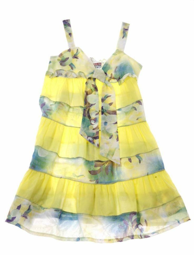 Παιδικά ρούχα AZshop.gr - Best Club παιδικό φόρεμα «Flower Summer» €19,50