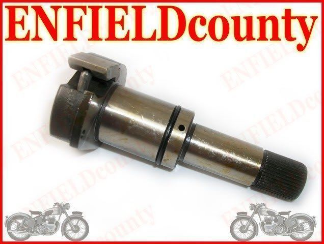 ROYAL ENFIELD FOOT STARTER SPINDLE 350 & 500 cc~111152