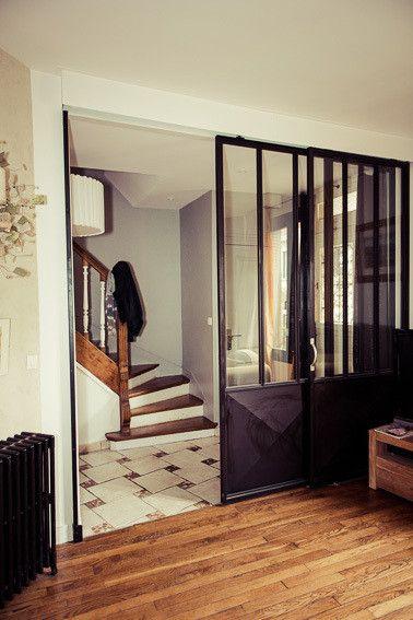 17 meilleures images propos de entree porte couloir sur pinterest mad re belle et placard. Black Bedroom Furniture Sets. Home Design Ideas