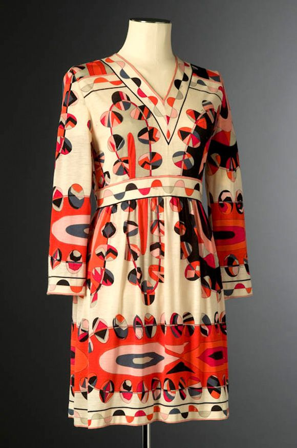 Minidress by Emilio Pucci- 1969