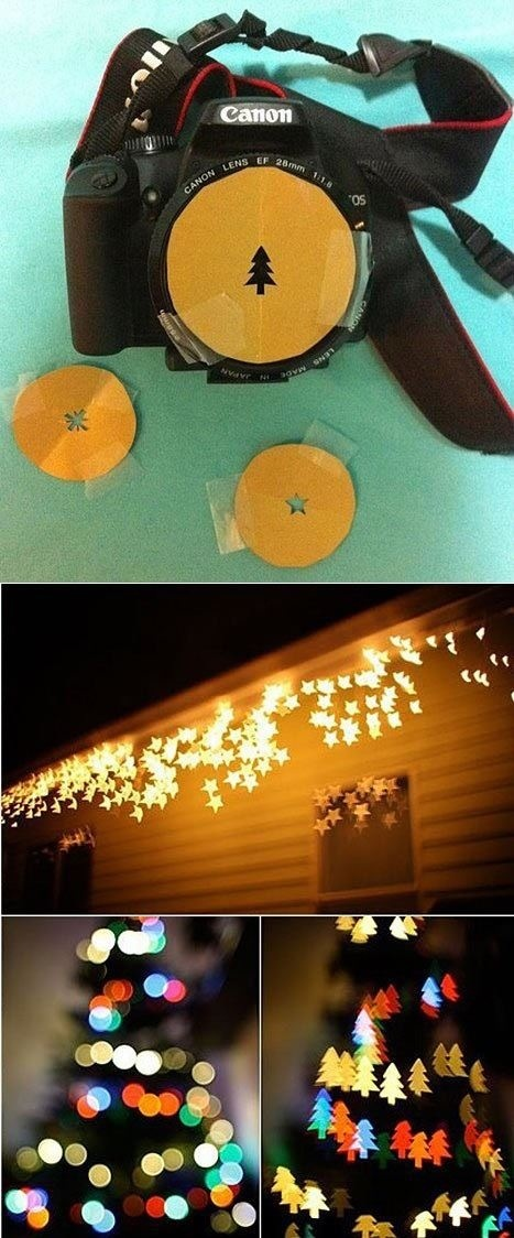 DIY - Create Your Own Bokeh | Photography tips, Crafts ...