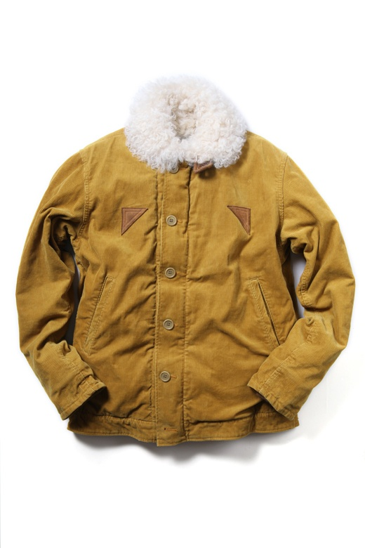 visvim/N-1 DECK JACKET
