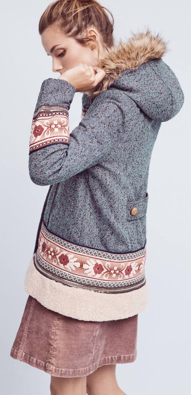 Nordic coat by Elevenses