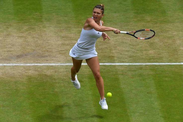 Simona Halep, Wimbledon 2016