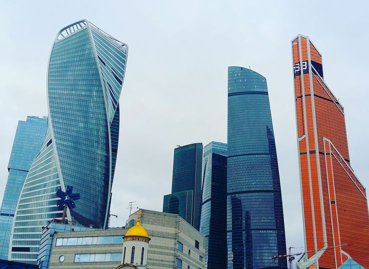 Moskwa - Centrum Biznesowe