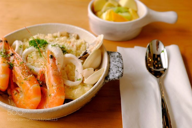 seafood rice by fuyaoabcd