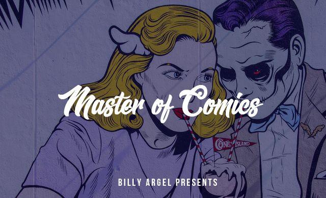Maestro de Cómics para uso personal.