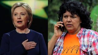 Before Her Assassination, Berta Cáceres Singled Out Hillary Clinton for Backing Honduran Coup