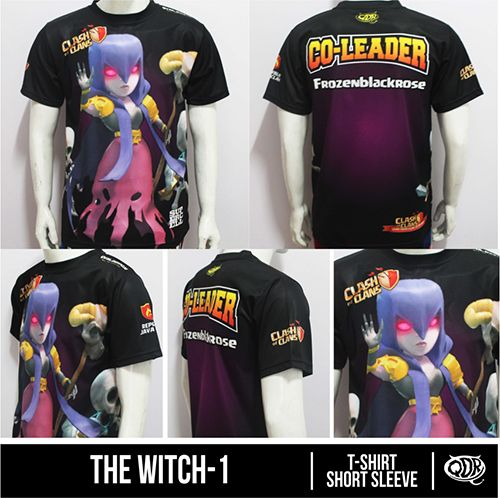 The Witch-1 Sublimaion Print By. Qita design QDR Racing Online Shop(Pin BB: 32FC121F)