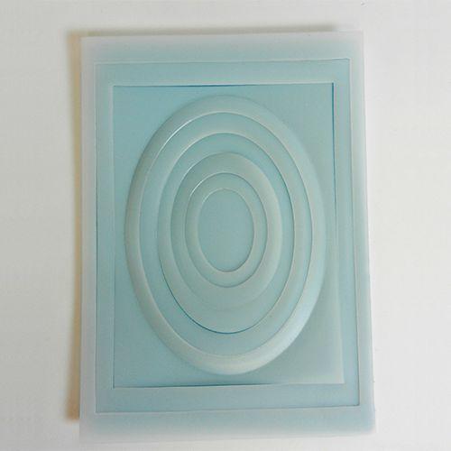 Oval IOE Plates (Set of 9) - S184 - Cheery Lynn Designs