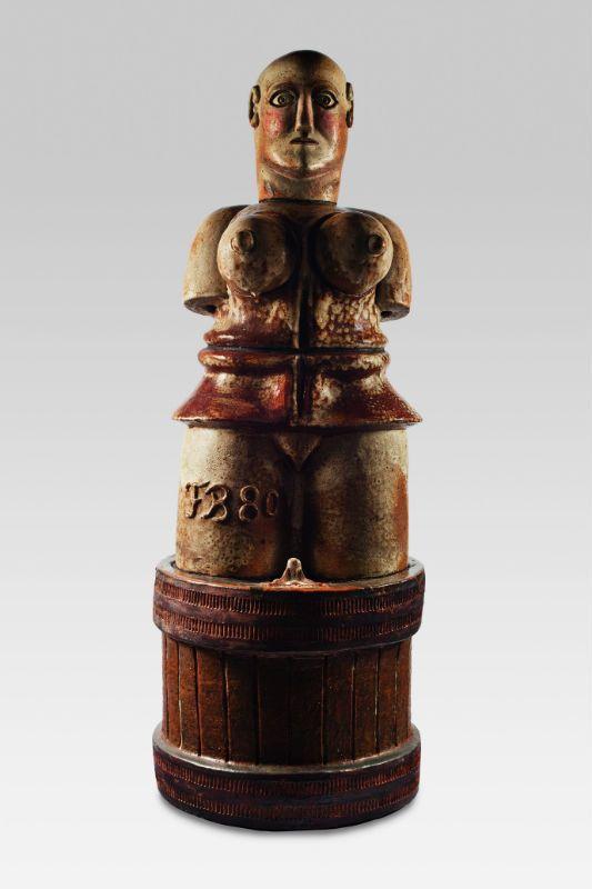 Ceramica do pernambucano Francisco Brennand