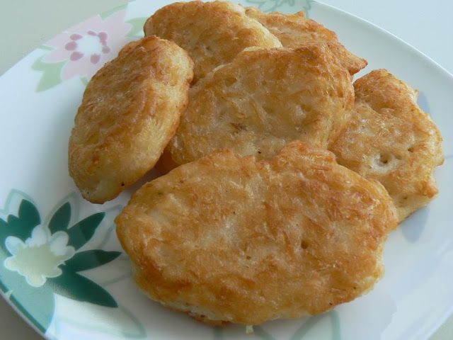 Kitchen Stori.es: Κροκέτες Μπακαλιάρου