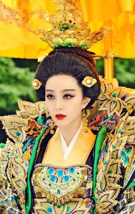 Kuro, literallyadramaqueen: Fan Bingbing ~ Wu Mei...