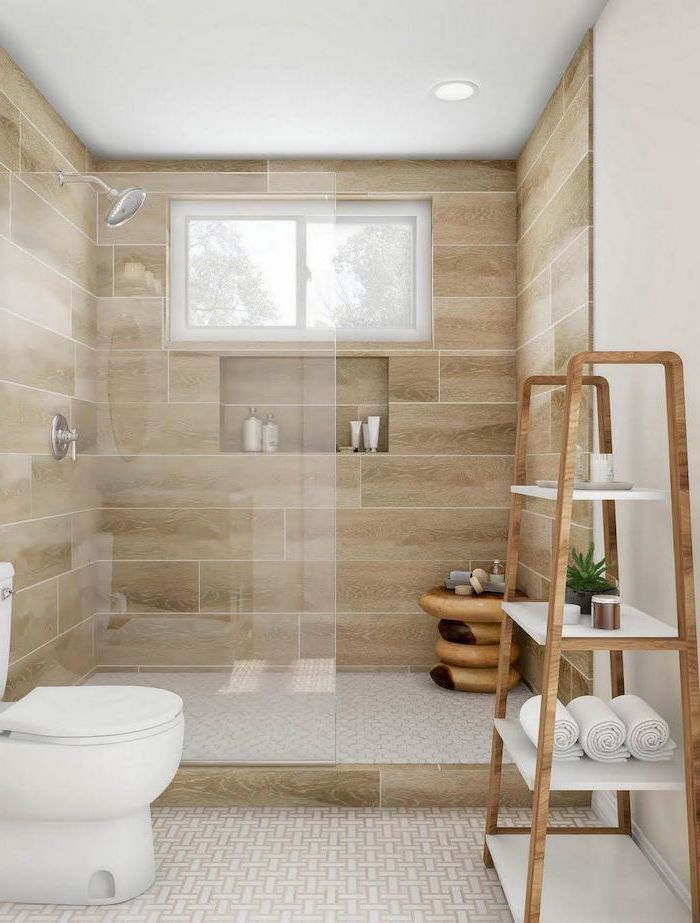 1001 Ideas For Beautiful Bathroom Designs For Small Spaces Bathroom Beautiful Designs Ideas In 2020 Small Bathroom Layout Modern Bathroom Design Bathroom Design
