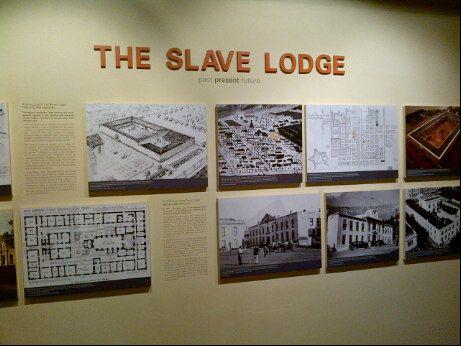Slave Lodge Museum in iKapa, Western Cape