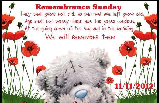 remberance day