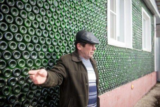 un maison en bouteille de champagne - http://www.2tout2rien.fr/un-maison-en-bouteille-de-champagne/