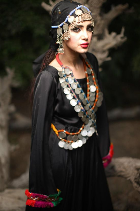 Pakhtoon Inspired Collection~