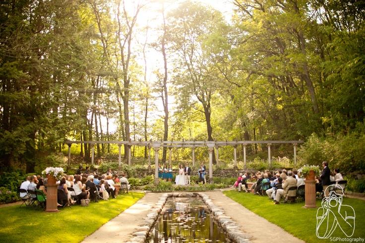 Codman Estate Italian Garden