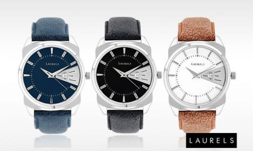 #Amazon is offering wide sale on Laurels #watches with upto 85% OFF and prices start from Rs. 183. Visit Now : http://www.smartprix.com/deals/laurels-watch-upto-85-off-p9999nmfl0dd