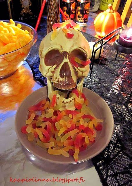Kääpiölinnan köökissä: Horror Business - haunting the Kääpiölinna!