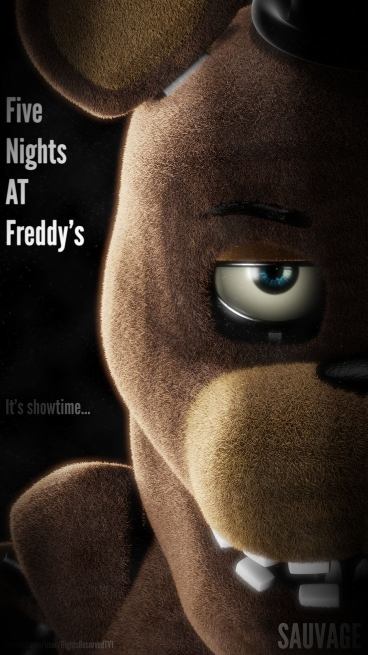 Five nights at freddys dress up game - Freddy Poster It S Showtime