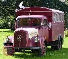 Bildergebnis für oldtimer mercedes wohnmobil