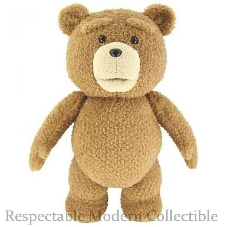 awesome TED MOVIE 24-INCH CLEAN PG TALKING PLUSH TEDDY BEAR - OFFICIALLY LICENSED - NEW
