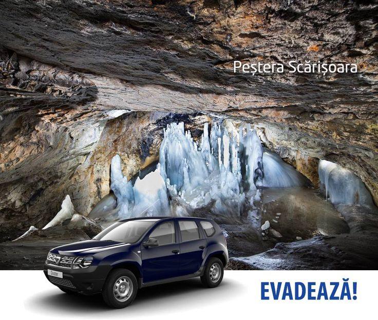 Peștera Scărișoara adăpostește cel mai mare ghețar subteran din România. Ați apucat să o vizitați?
