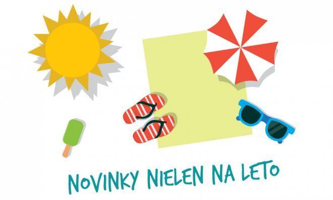NOVINKY NIELEN NA LETO / DULCIAnatural / SAShE.sk