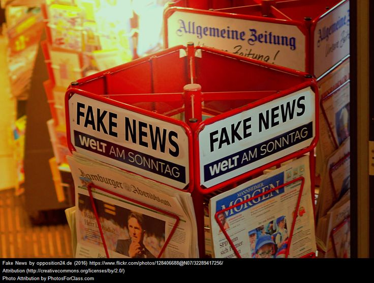 I have a very extensive collection of resources on teaching fake news at The Best Tools & Lessons For Teaching Information Literacy – Help Me Find More, including the lesson plan I wrote for Th…