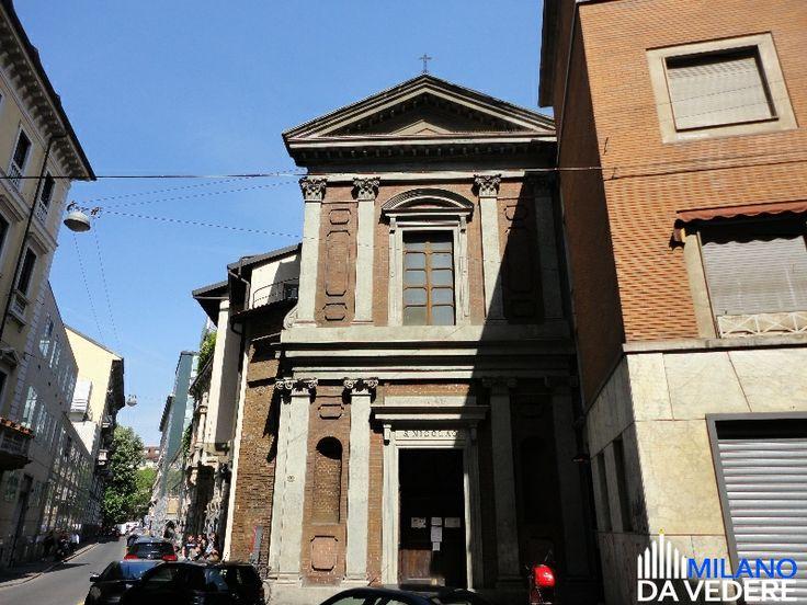 S.Nicolao #milano #milanodavedere www.milanodavedere.com