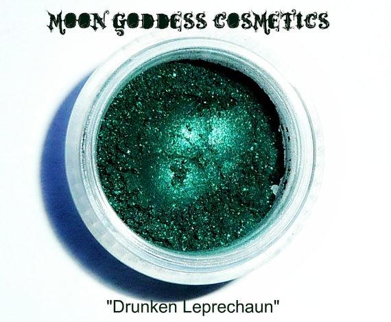 Drunken Leprechaun Mineral Eyeshadow